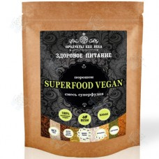 NANAX-Superfood-Vegan cмесь суперфудов 200 г